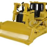 CAT Caterpillar D8R Series II Track Type 1/50 Diecast Model by Norscot