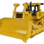 CAT Caterpillar D10T Track Type Tractor 1/50 Diecast Model by Norscot