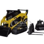 CAT Caterpillar 297C Multi Terrain Loader With Working Tools 1/32 Diecast Model by Norscot