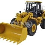 CAT Caterpillar 950H Wheel Loader 1/50 Diecast Model by Norscot