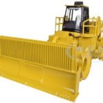 CAT Caterpillar 836H Landfill Compactor 1/50 Diecast Model by Norscot