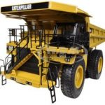 CAT Caterpillar 785D Mining Dump Truck 1/50 Diecast Model by Norscot