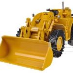 CAT Caterpillar 966A Traxcavator 1/50 Diecast Model by Norscot