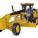 CAT Caterpillar 140M Motor Grader 1/50 Diecast Model by Norscot