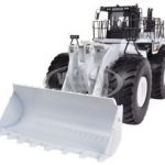 CAT Caterpillar 994F Wheel Loader White 1/50 Limited Edition to 1250 pc Worldwide by Norscot