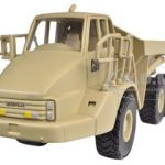 Cat Caterpillar 730 Articulated Military Truck 1/50 Diecast Model by Norscot