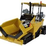 CAT Caterpillar AP655D Asphalt Paver with Canopy 1/50 Diecast Model by Norscot