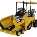 CAT Caterpillar AP600D Asphalt Paver with Canopy 1/50 Diecast Model by Norscot