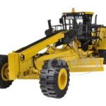 CAT Caterpillar 24M Motor Grader 1/50 Diecast Model by Norscot