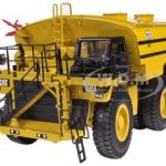CAT Caterpillar MWT30 Mining Truck Water Tank 1/50 Diecast Model by Norscot