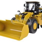 CAT Caterpillar 980K Wheel Loader Material Handling Configuration 1/50 Diecast Model by Norscot