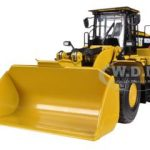 CAT Caterpillar 982M Wheel Loader 1/50 Diecast Model by Norscot