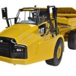 CAT Caterpillar 740B EJ Articulated Truck 1/50 Diecast Model by Norscot