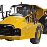 CAT Caterpillar 740B Articulated Hauler/Dump Truck with Tipper Body 1/50 Diecast Model by Norscot