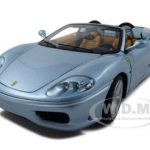 Ferrari 360 Modena Spider The Italian Job Movie Elite Edition 1/18 Diecast Model Car by Hotwheels