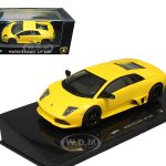 Lamborghini Murcielago LP 640 Yellow Elite Edition 1/43 Diecast Model Car by Hotwheels
