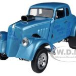 1933 Willys Gasser Stone Woods & Cook 1 of 1750 Produced Worldwide 1/18 Diecast Car Model by Precision Miniatures