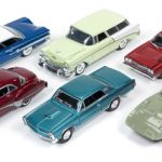 Mint Release 1 Set A Set of 6 cars 1/64 by Racing Champions