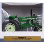 Oliver 1750 Diesel Wide Front Tractor 1/16 Diecast Model by Speccast
