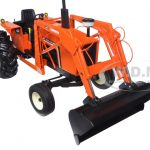 Allis-Chalmers 6070 Tractor with Loader 1/16 Diecast Model by Speccast