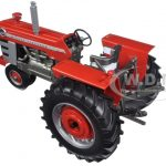 Massey Ferguson 1100 Gas Narrow Front Tractor 1/16 Diecast Model by Speccast