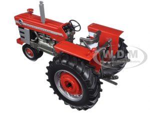 Massey Ferguson 1100 Gas Narrow Front Tractor 1/16 Diecast