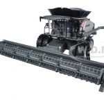 Gleaner S97 Combine with Corn and Draper Head 1/64 Diecast Model by Speccast