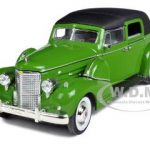 1938 Cadillac Series 90 V16 Fleetwood Green 1/32 Diecast Model Car by Signature Models