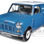 1960 Austin Morris Mini Van RAC Rescue 1/12 Diecast Model Car by Sunstar