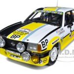 Opel Ascona 400 #5 BP Tour de France Automobile 1981 Limited Edition 1 of 869 Produced Worldwide 1/18 Diecast Model Car by Sunstar