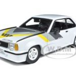 Opel Ascona 400 Street Car 1/18 Diecast Car Model by Sunstar
