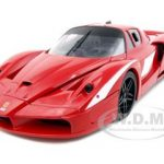 Ferrari Fxx Evoluzione Red 1/18 Diecast Model Car by Hotwheels