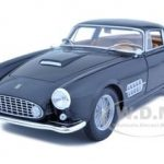Ferrari 410 Superamerica Black 1/18 Diecast Car Model by Hotwheels