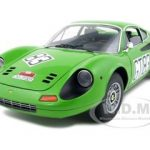 Ferrari Dino 246 GT #83 1000km of 1971 Nurburgring Elite Edition 1/18 Diecast Car Model by Hotwheels