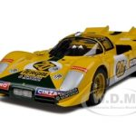 Ferrari 512 S #20 Yellow 1000 Kilometres of Buenos Aires 1971 Elite Edition 1/18 Diecast Model Car by Hotwheels