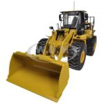Cat Caterpillar 966K Wheel Loader 1/50 Diecast Model by Tonkin Replicas