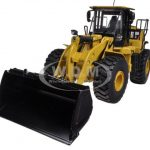 CAT Caterpillar 966K XE Wheel Loader with Advanced Powertrain 1/50 Diecast Model by Tonkin Replicas