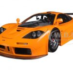 1995 McLaren F1 LM-XP1 Orange Limited Edition to 3000pcs 1/18 Diecast Model Car by True Scale Miniatures