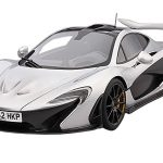 Mclaren P1 XP2R 2013 Nurburgring Development Vehicle Limited to 120pcs 1/12 Model Car by True Scale Miniatures