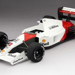 1991 Japanese GP Winner Mclaren MP4/6 #2 Gerhard Berger Limited Edition to 500pcs 1/18 Model Car by True Scale Miniatures