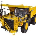 Komatsu HD605-7 Dump Truck 1/50 Diecast Model by Universal Hobbies
