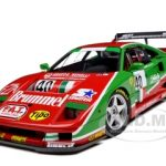 Ferrari F40 #40 Competizione 1995 Le Mans Elite Edition 1/18 Diecast Model Car by Hotwheels