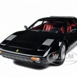 Ferrari 308 GTB Black 1/18 Diecast Car Model by Hotwheels