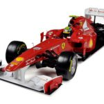 Ferrari 150 Italia F2011 Felipe Massa 1/18 Diecast Car Model by Hotwheels