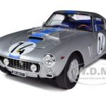 Ferrari 250 GT Berlinetta Passo Corto SWB #14 24 Hours of Le Mans 1961 Elite Edition 1/18 Diecast Model Car by Hotwheels