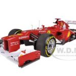 F2012 Fernando Alonso Malaysia GP 2012 F1 Elite Edition  Limited to 5000pc 1/18 Diecast Model Car by Hotwheels