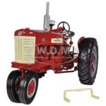 Farmall 450 Gas Engine Narrow Front Tractor 1/16 Diecast Model by Speccast