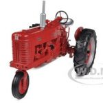 International Harvester Farmall 400 Gas Single Front Tractor 1/16 Diecast Model by Speccast
