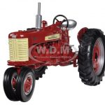 Farmall 350 Gas Engine Narrow Front Tractor 1/16 Diecast Model by Speccast