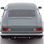 1977 Aston Martin V8 Vantage Gray Limited Edition to 504pcs 1/18 Model Car by GT Spirit